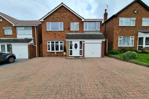 4 bedroom detached house for sale - Pennine Way, Stockingford, Nuneaton