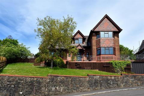 5 bedroom detached house for sale - Rural Way, Sketty, Swansea