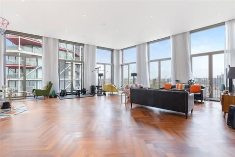 3 bedroom penthouse to rent - Capital Building, 8 New Union Square, London, SW11