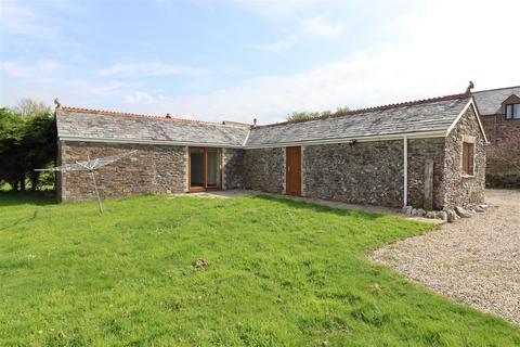 2 bedroom barn conversion to rent - Tregilgas Farm, Gorran