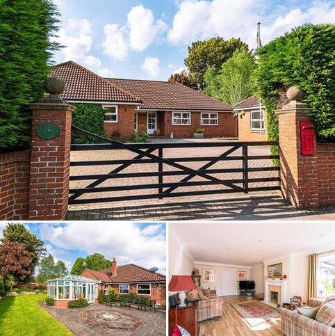 4 bedroom detached bungalow for sale - Boroughbridge Road, Upper Poppleton, York, YO26 6QB