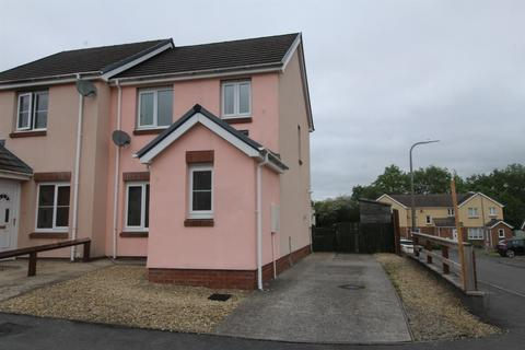 3 bedroom semi-detached house for sale - Fforest Fach, Tycroes, Ammanford