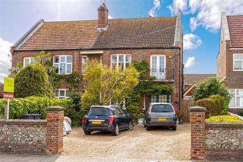 4 bedroom semi-detached house for sale - Heene Road, Worthing