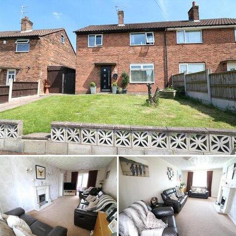 3 bedroom semi-detached house for sale - Brookfield Road, Baddeley Green, Stoke-On-Trent