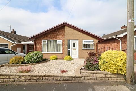 2 bedroom detached bungalow for sale - Caton Crescent, Milton, Stoke-On-Trent