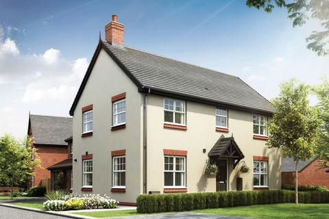 4 bedroom detached house for sale - The Kentdale - Plot 155 at Cherry Tree Park, Cherry Tree Park, Crewe Road CW2