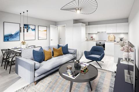 1 bedroom apartment for sale - Plot 190, St Pier Court at Upton Gardens, 1 Academy House, Thunderer Street, LONDON E13