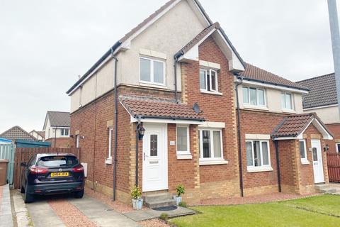 3 bedroom semi-detached house for sale - 7 Meadow Way, KILWINNING, KA13 6UX