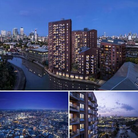1 bedroom flat for sale - Three Waters SO at 20 Gillender Street E3