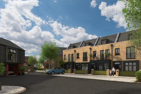 4 bedroom end of terrace house for sale - Plot 17, Plot 17 at Laundry Quarter, Romilly Crescent, Pontcanna CF11