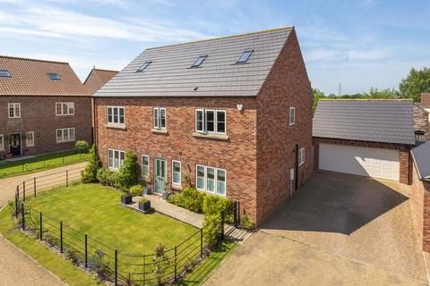 6 bedroom detached house for sale - Swallow House, Main Street, West Haddlesey, Selby, YO8 8QA
