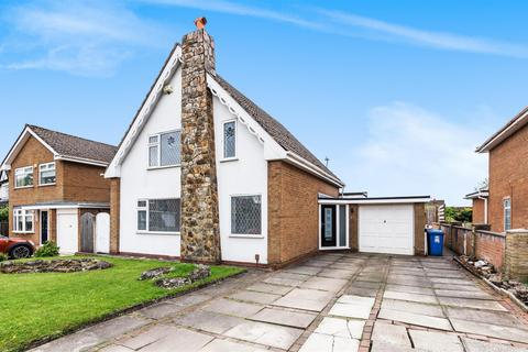3 bedroom detached house for sale - Vicars Hall Gardens, Worsley, Manchester, M28 1HZ