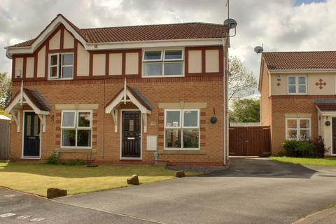 3 bedroom semi-detached house for sale - Butterfly Meadows, Beverley HU17 9GB