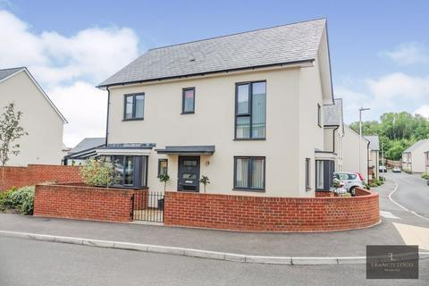 3 bedroom detached house for sale - Cobley Court, Exeter