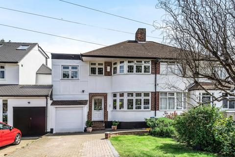 4 bedroom semi-detached house for sale - Domonic Drive, London SE9