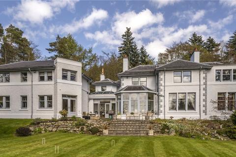 8 bedroom detached house for sale - Netherton Lodge, Bieldside, Aberdeen, AB15