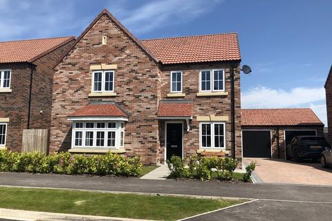 4 bedroom detached house for sale - Knox Avenue, Howden