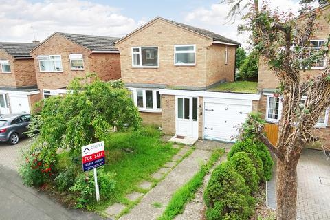 3 bedroom link detached house for sale - Pochin Drive, Market Harborough