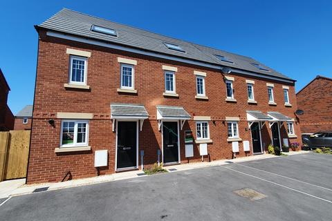 3 bedroom end of terrace house to rent - Drill Hall Place, Newport