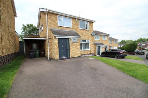 3 bedroom detached house for sale - Countrymans Way, Shepshed