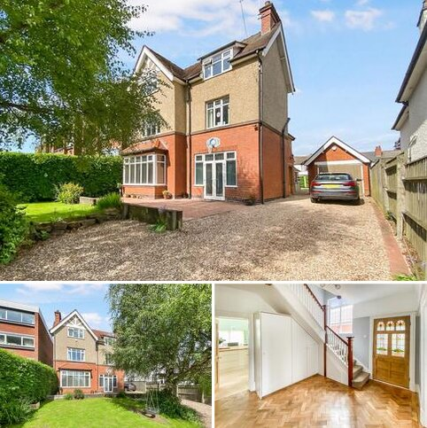 5 bedroom detached house for sale - Beechwood Avenue, Earlsdon, Coventry
