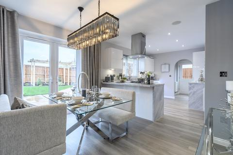 4 bedroom detached house for sale - Plot 106 - The Nidderdale, Plot 106 - The Nidderdale at The Hawthornes, Station Road, Carlton, North Yorkshire DN14