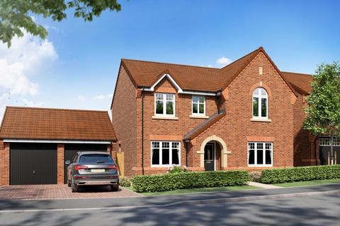 4 bedroom detached house for sale - Plot 18 - The Salcombe V0, Plot 18 - The Salcombe V0 at The Hawthornes, Station Road, Carlton, North Yorkshire DN14