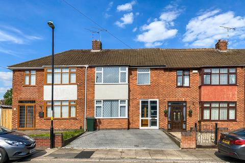 3 bedroom terraced house to rent - Rosslyn Avenue, Coventry