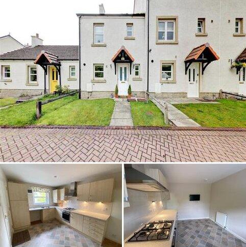 3 bedroom terraced house for sale - 82 Castle Circle, Lennoxtown, Glasgow, G66
