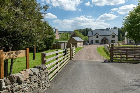 4 bedroom detached house for sale - Thistle Lodge, Commonside, Teviothead, Scottish Borders