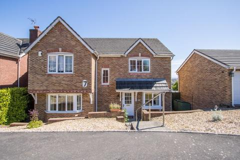 4 bedroom detached house for sale - Cwrt Aethen, Barry