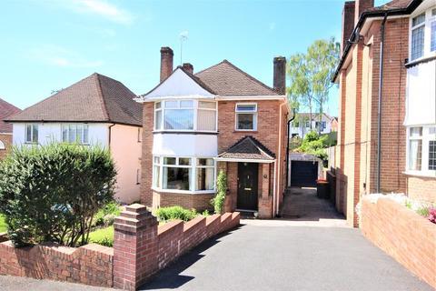 3 bedroom detached house for sale - Redbrook Road, Newport. NP20 5AA