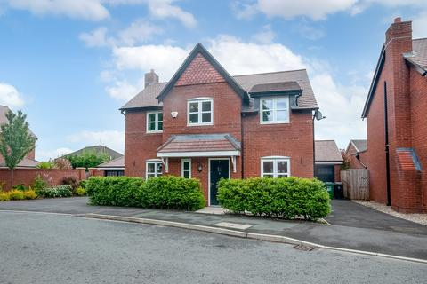 4 bedroom detached house for sale - Sergeant Drive, Paddington, Warrington, WA1
