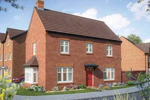 3 bedroom house for sale - Plot The Spruce 028, The Spruce at Collingtree Park, Collingtree Park, Windingbrook Lane, collingtree NN4