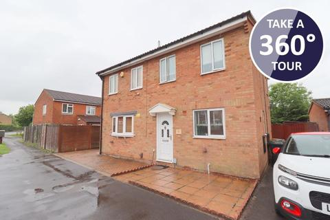 2 bedroom semi-detached house for sale - Colwell Rise, Wigmore, Luton, Bedfordshire, LU2 9TJ