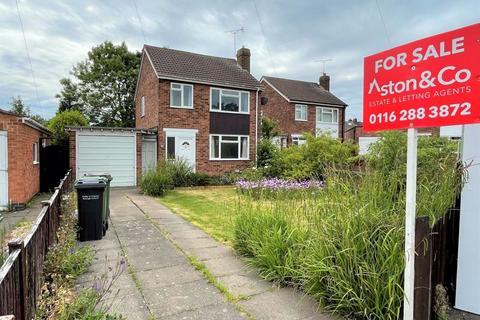 3 bedroom detached house for sale - Dale Avenue, Wigston