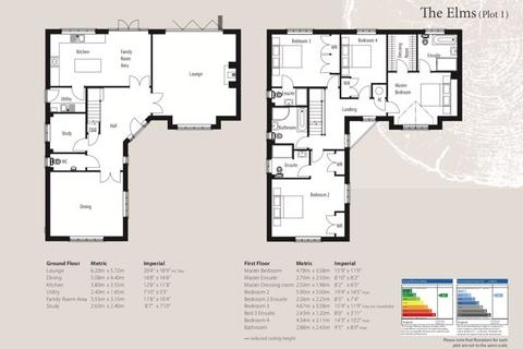 5 bedroom detached house for sale - The Elms, The Woodyard, Stamford Road, Colsterworth