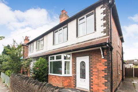 3 bedroom semi-detached house to rent - Hill Crest Grove, Sherwood, Nottingham, NG5 1FT