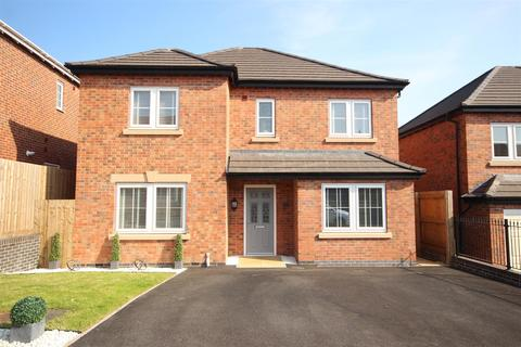 4 bedroom detached house for sale - Smalley Manor Drive, Smalley, Ilkeston