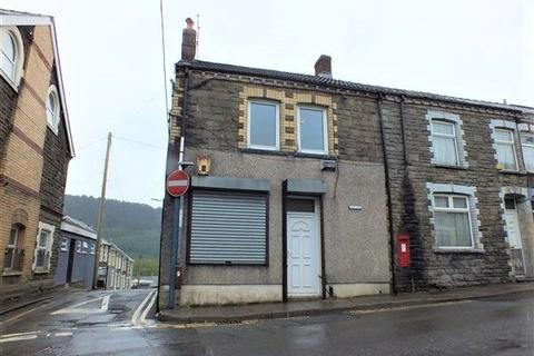3 bedroom end of terrace house for sale - Victoria Street, Abertillery, NP13 1PQ