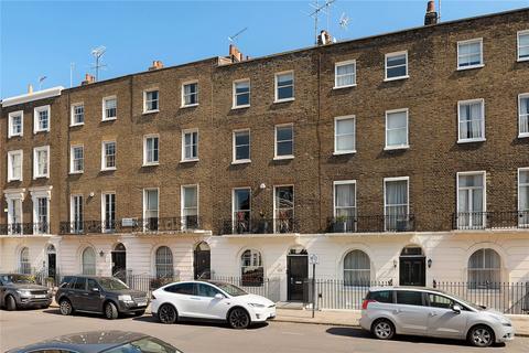 5 bedroom terraced house for sale - Lower Belgrave Street, Belgravia, London, SW1W