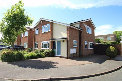 4 bedroom detached house for sale - Azalea Close, Burbage, Leicestershire