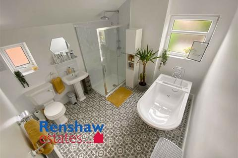 2 bedroom end of terrace house for sale - Wharncliffe Road, Ilkeston, Derbyshire