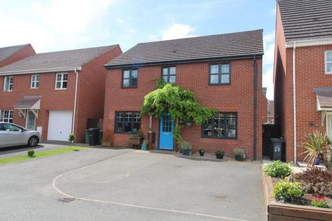 4 bedroom detached house for sale - Bickon Drive, Quarry Bank, Brierley Hill