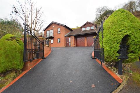 5 bedroom detached house for sale - Fron Castell, Fron Bache, Llangollen