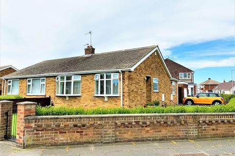 2 bedroom semi-detached bungalow for sale - Stokesley Road, Seaton Carew, Hartlepool