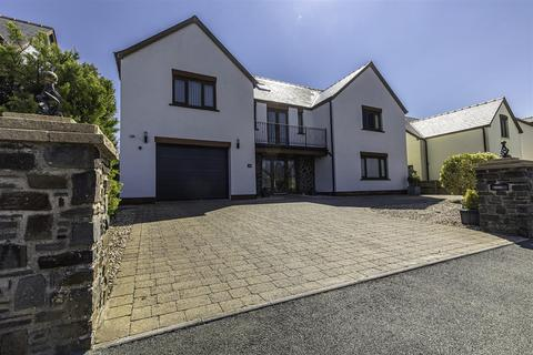 5 bedroom detached house for sale - 10 Elidyr Park, Ashdale Lane, Llangwm SA62 4NW