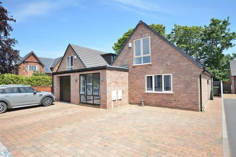 3 bedroom detached bungalow for sale - Greenbank House, Belle Vue Gardens, Blidworth