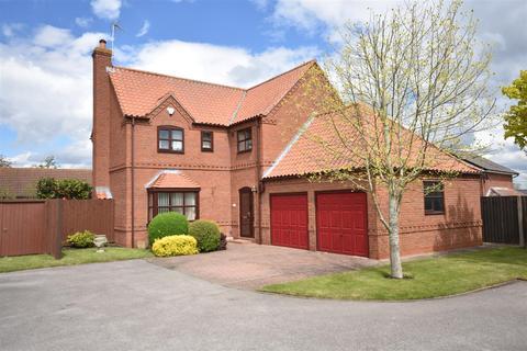 4 bedroom detached house for sale - Vicarage Court, Coddington, Newark