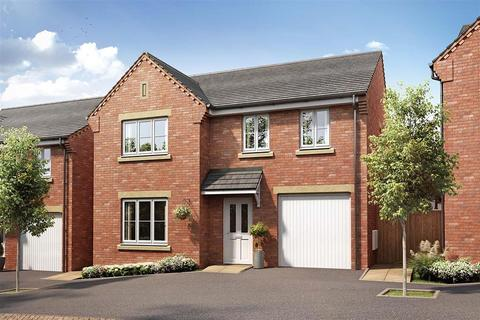 4 bedroom detached house for sale - The Eynsham - Plot 23 at St Crispin's Place, Upton Lodge, Land off Berrywood Drive NN5